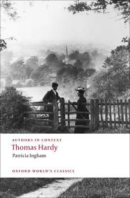 Authors in Context: Thomas Hardy by Patricia Ingham image