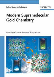 Modern Supramolecular Gold Chemistry image