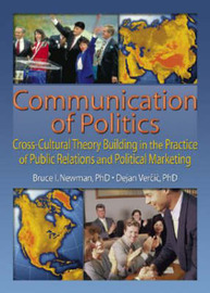 Communication of Politics by Bruce I Newman image