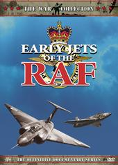 Early Jets Of The Raf on DVD
