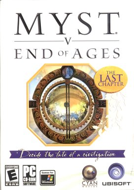 Myst V: End of Ages for PC Games image