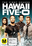 Hawaii Five-O - The Complete First Season DVD