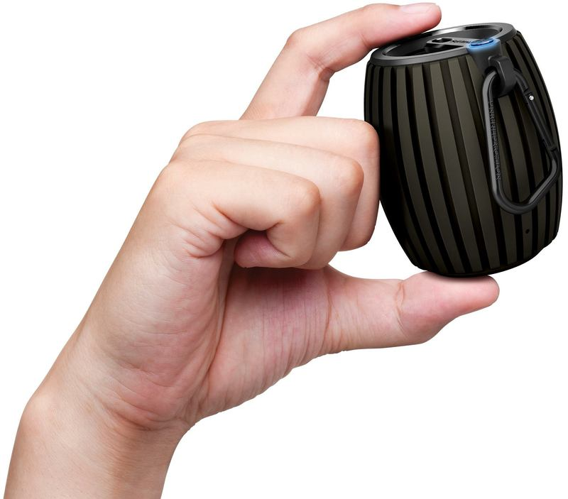 Philips SoundShooter Wireless Portable Speaker with Bluetooth image