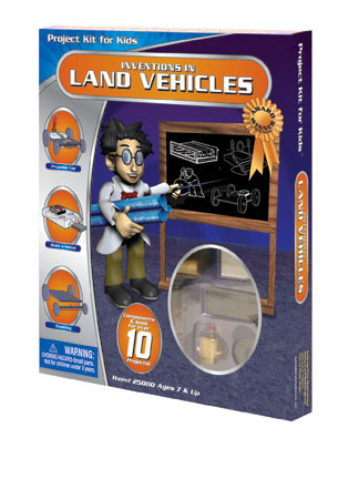 Inventions In Land Vehicles