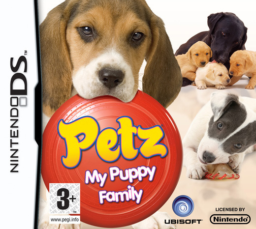 Petz: My Puppy Family for Nintendo DS