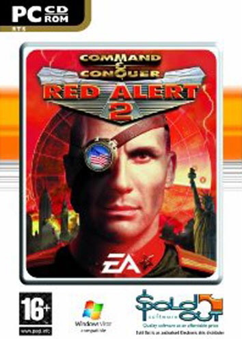 Command & Conquer: Red Alert 2 (Sleeve Packaging) for PC Games