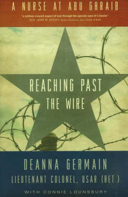 Reaching Past the Wire by Deanna Germain