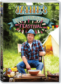 Jamie's Big Summer Feastival DVD