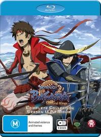 Sengoku Basara: Samurai Kings - Complete Collection on Blu-ray