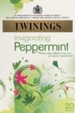 Twinings Herbal Invigorating Peppermint Tea Bags (20 Bags)