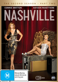 Nashville - The Complete Second Season: Part Two on DVD