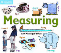 Measuring: Bk. 1 by Ann Montague-Smith image