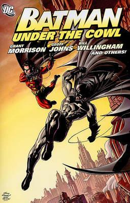 Batman Under The Cowl TP by Grant Morrison