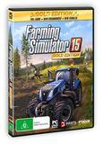Farming Simulator 2015 Gold Edition for PC Games