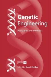 Genetic Engineering: Principles and Methods 28