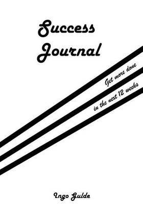 Success Journal by Ingo Gulde image