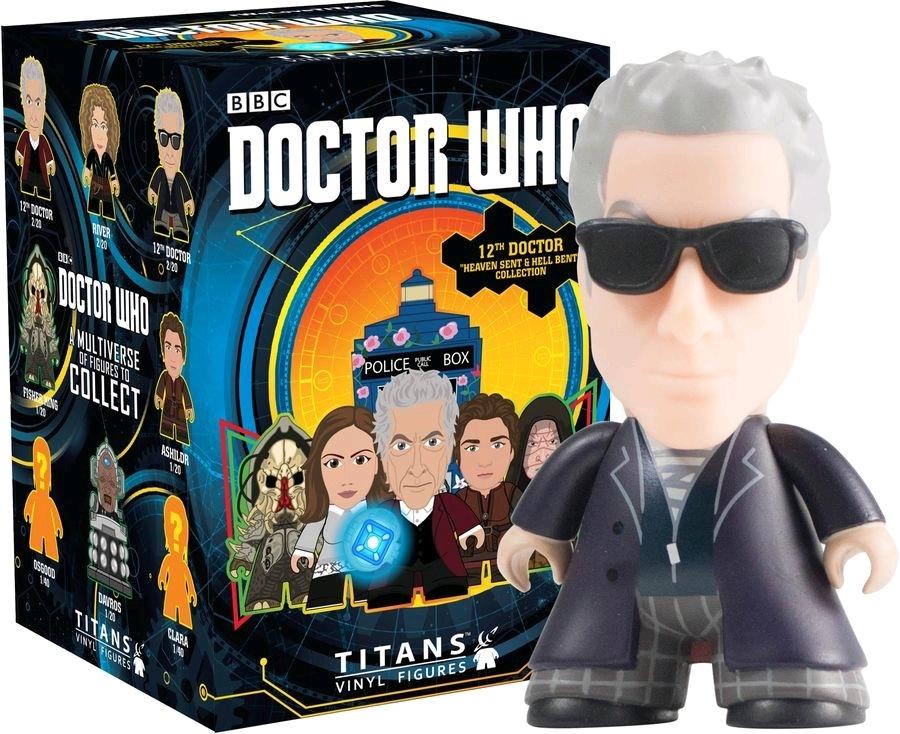 Doctor Who: Heaven Sent Hell - Titans Vinyl Figure (Blind Box) image
