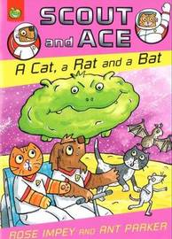 A Cat, a Rat and a Bat by Rose Impey image
