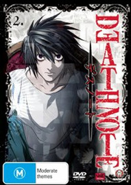 Death Note - Vol. 2 on DVD