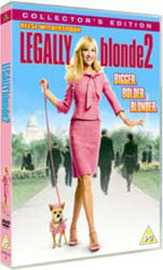 Legally Blonde 2 on DVD