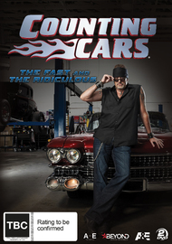 Counting Cars: The Fast And The Ridiculous on DVD