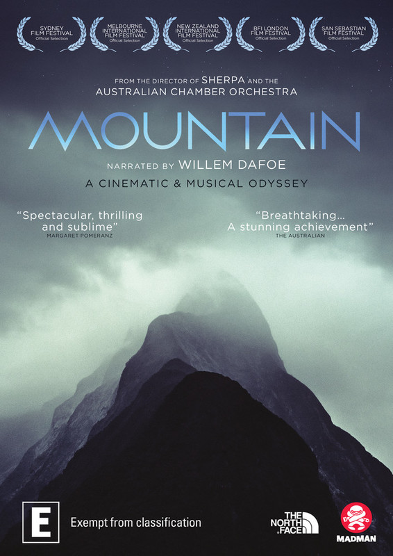 Mountain on DVD