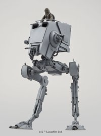 Star Wars 1/48 AT-ST - Scale Model Kit image