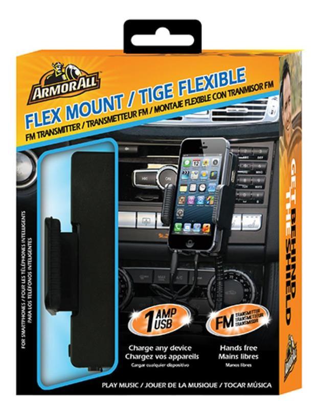 Armor All: Flex Mount FM Transmitter