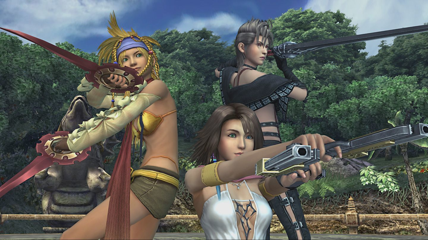 Final Fantasy X / X-2 HD Remaster for Switch image