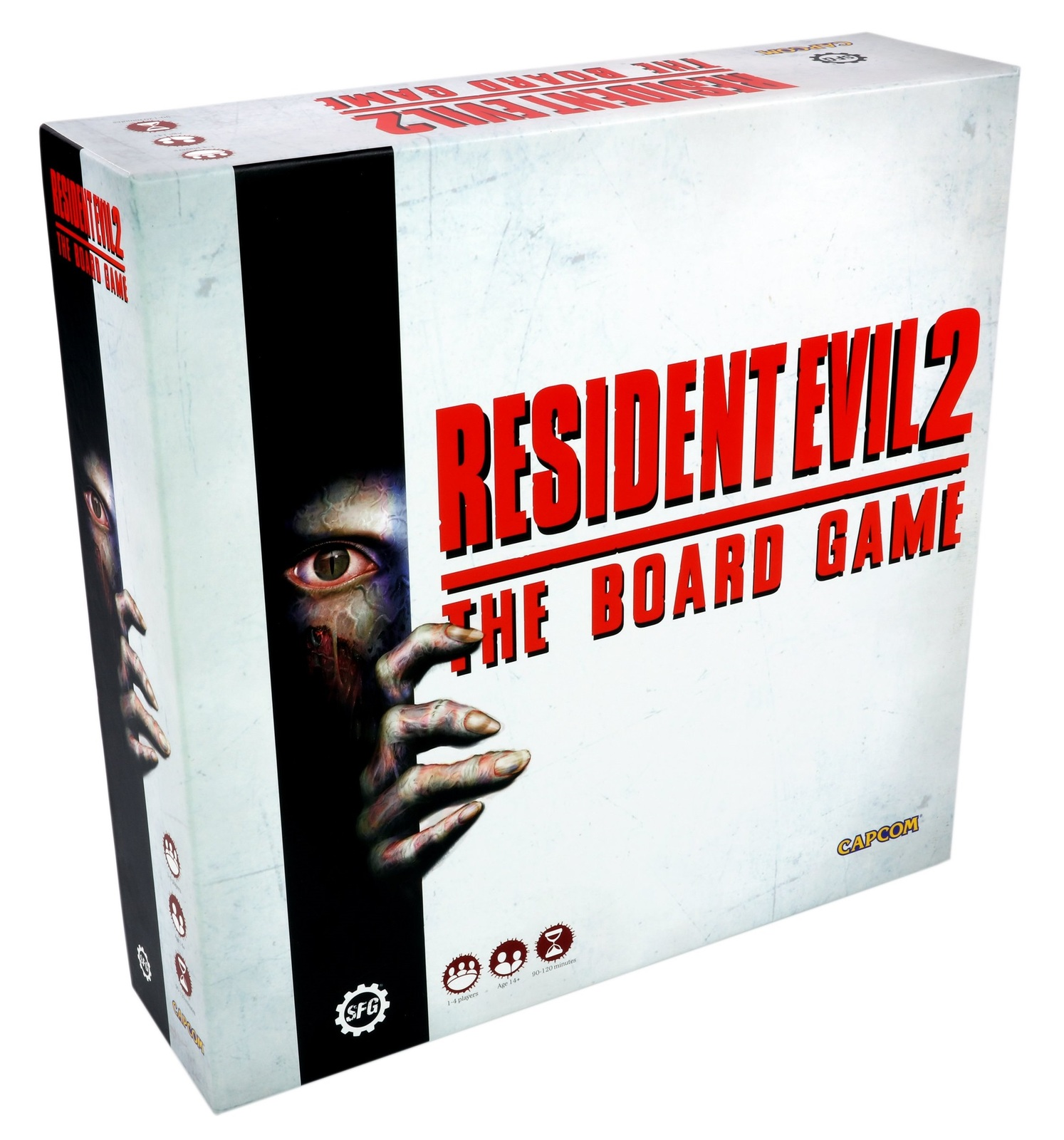 Resident Evil 2 - The Board Game image