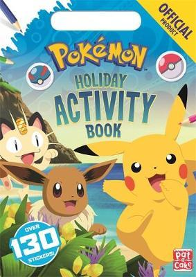 The Official Pokemon Holiday Activity Book by Pokemon