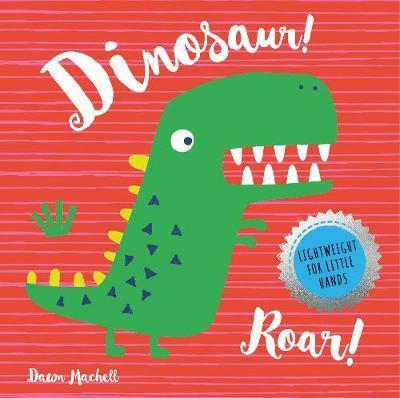Dinosaur Roar! by Nick Ackland image