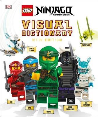 Lego Ninjago Visual Dictionary, New Edition (Library Edition) by Arie Kaplan