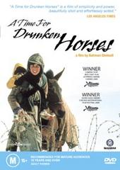 A Time For Drunken Horses on DVD