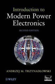 Introduction to Modern Power Electronics by Andrzej M Trzynadlowski image