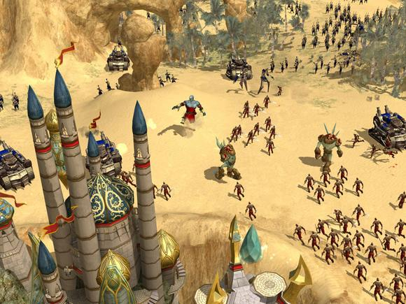 Rise of Nations 2: Rise of Legends for PC Games image