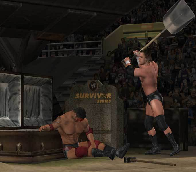 WWE Smackdown vs Raw 2006 (Platinum) for PlayStation 2 image