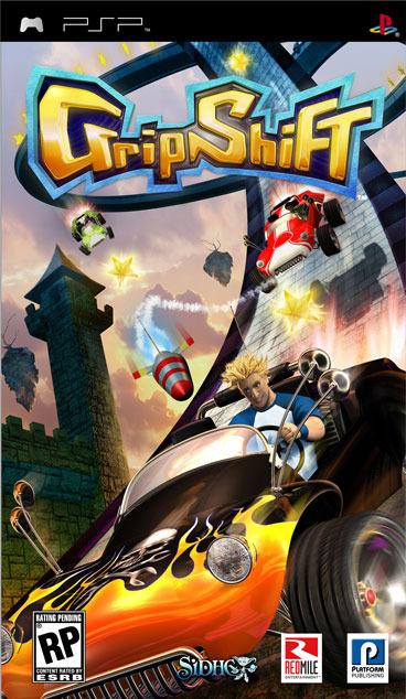 GripShift for PSP
