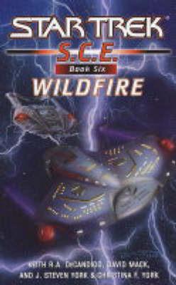 Star Trek: Corps of Engineers: Wildfire by David Mack