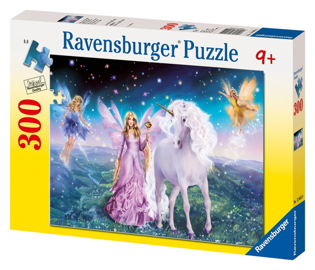 Ravensburger 300 Piece Jigsaw Puzzle - Magical Unicorn