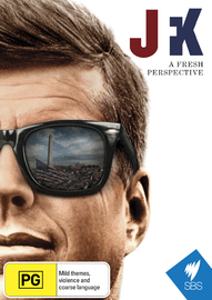 JFK - A Fresh Perspective on DVD