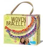 4M: Craft Woven Bracelets