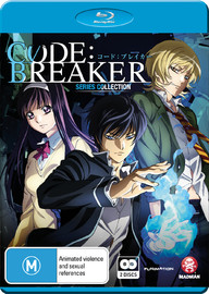 Code: Breaker - Series Collection on Blu-ray