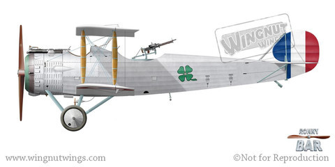 Wingnut Wings 1/32 Salmson 2-A2/Otsu 1 Model Kit image