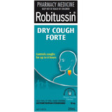 Robitussin Dry Cough Forte (200ml Bottle)