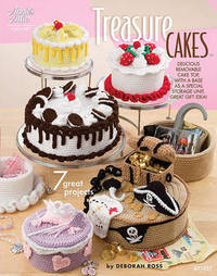 Treasure Cakes by Deborah Ross image