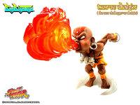 Street Fighter: T.N.C-06 Dhalsim Figure