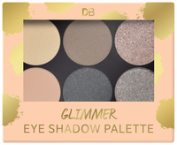 Designer Brands Ultimate Eyeshadow Palettes - Glimmer
