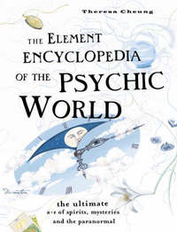 The Element Encyclopedia of the Psychic World by Theresa Cheung image