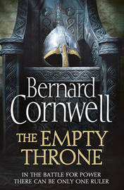 The Empty Throne by Bernard Cornwell image
